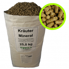 Krautermineral (25 kg)