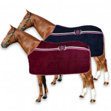 "Horses Polo Polar Fleece Rug ""Jolie"""