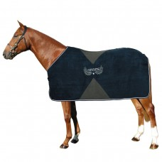 "Horses Heavy Fleece Rug ""Tour"""