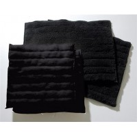 QUILTED LEG PADS, FRONT