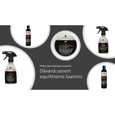 Leather cleaner set
